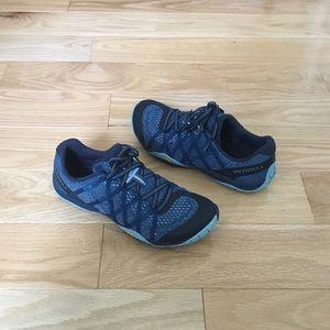 Merrell Women's Trail Glove 4 E-mesh Sneaker